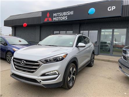 2016 Hyundai Tucson Limited (Stk: L1000) in Grande Prairie - Image 1 of 18
