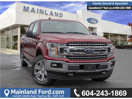 2019 Ford F-150 XLT (Stk: 9F13706) in Vancouver - Image 1 of 28