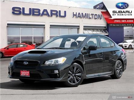 2017 Subaru WRX Base (Stk: S7581A) in Hamilton - Image 1 of 27