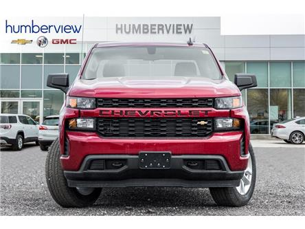 2019 Chevrolet Silverado 1500 Silverado Custom (Stk: 19SL144) in Toronto - Image 2 of 20