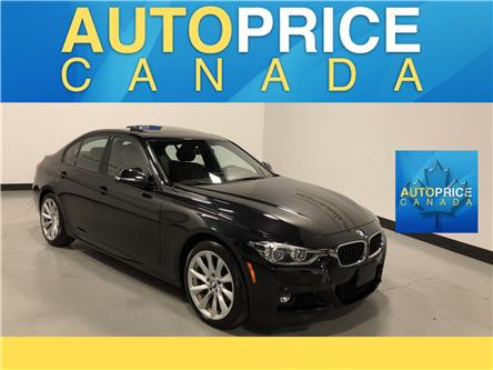 2016 BMW 340i xDrive (Stk: W0350) in Mississauga - Image 1 of 25