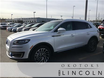2019 Lincoln Nautilus Reserve (Stk: K-106) in Okotoks - Image 1 of 6