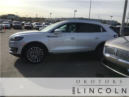 2019 Lincoln Nautilus Reserve (Stk: K-106) in Okotoks - Image 2 of 6