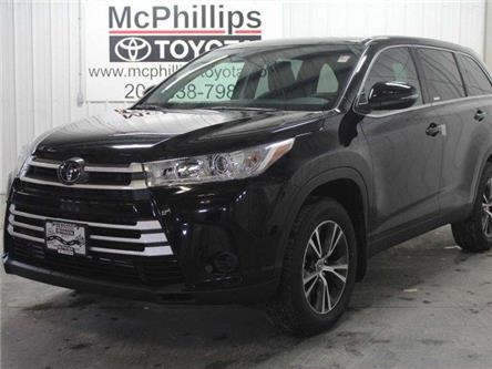 2019 Toyota Highlander LE (Stk: S966272) in Winnipeg - Image 1 of 26