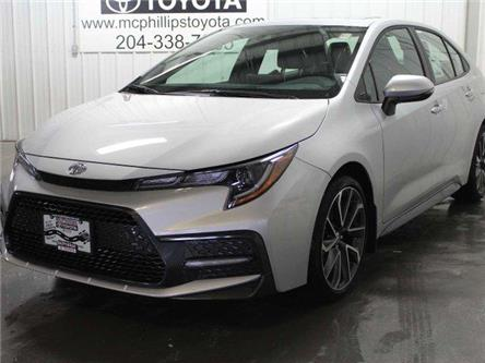 2020 Toyota Corolla XSE (Stk: P001800) in Winnipeg - Image 1 of 30