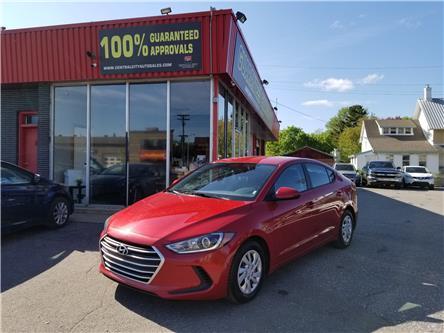 2018 Hyundai Elantra GL (Stk: DE19255) in Ottawa - Image 1 of 16