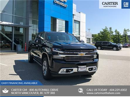 2019 Chevrolet Silverado 1500 High Country (Stk: 9L47180) in North Vancouver - Image 1 of 13