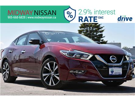 2018 Nissan Maxima SL (Stk: U1685) in Whitby - Image 1 of 30