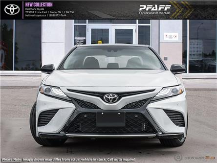 2019 Toyota Camry 4-Door Sedan XSE 8A (Stk: H19497) in Orangeville - Image 2 of 24