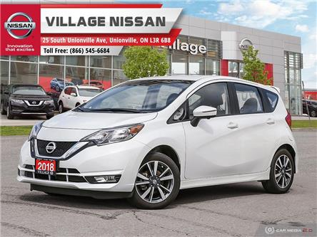 2018 Nissan Versa Note 1.6 SR (Stk: 80024) in Unionville - Image 1 of 27