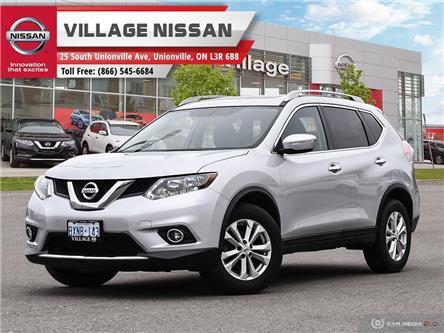 2015 Nissan Rogue SV (Stk: 5586) in Unionville - Image 1 of 27