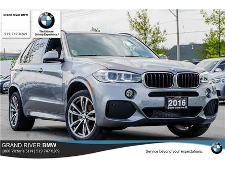 2016 BMW X5 xDrive35d (Stk: PW4817) in Kitchener - Image 1 of 22