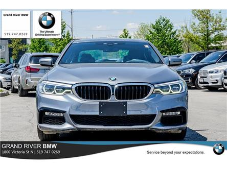 2018 BMW 540i xDrive (Stk: PW4855) in Kitchener - Image 2 of 22