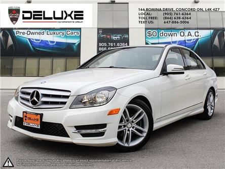 2012 Mercedes-Benz C-Class Base (Stk: D0581) in Concord - Image 1 of 23