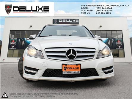 2012 Mercedes-Benz C-Class Base (Stk: D0581) in Concord - Image 2 of 23