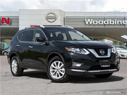 2019 Nissan Rogue SV (Stk: P7342) in Etobicoke - Image 1 of 26