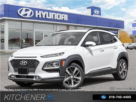 2019 Hyundai Kona 1.6T Ultimate (Stk: 58993) in Kitchener - Image 1 of 23