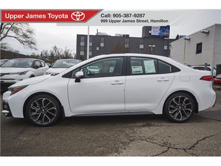 2020 Toyota Corolla SE (Stk: 200050) in Hamilton - Image 2 of 19