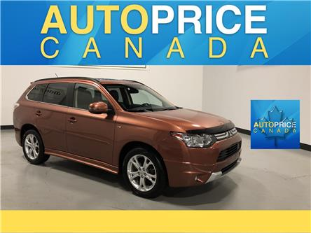 2014 Mitsubishi Outlander GT (Stk: D0240A) in Mississauga - Image 1 of 30