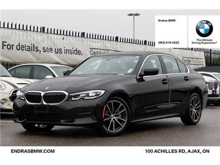 2019 BMW 330i xDrive (Stk: 35531) in Ajax - Image 1 of 21