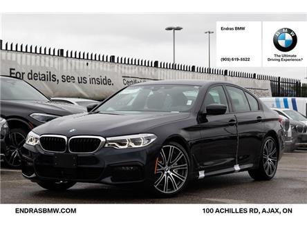 2019 BMW 540i xDrive (Stk: 52523) in Ajax - Image 1 of 22