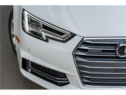 2018 Audi A4 2.0T Progressiv (Stk: N4798) in Calgary - Image 2 of 17