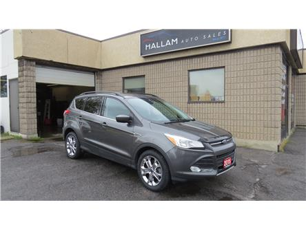 2015 Ford Escape SE (Stk: ) in Kingston - Image 1 of 16