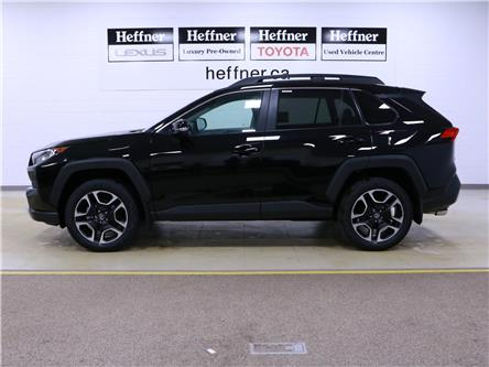 2019 Toyota RAV4 Trail (Stk: 190877) in Kitchener - Image 2 of 3