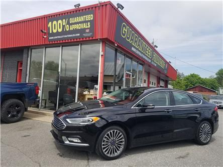 2017 Ford Fusion SE (Stk: DE19328) in Ottawa - Image 1 of 16