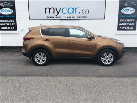 2017 Kia Sportage LX (Stk: 190593) in North Bay - Image 2 of 20