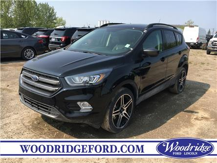 2019 Ford Escape SEL (Stk: K-1119) in Calgary - Image 1 of 3