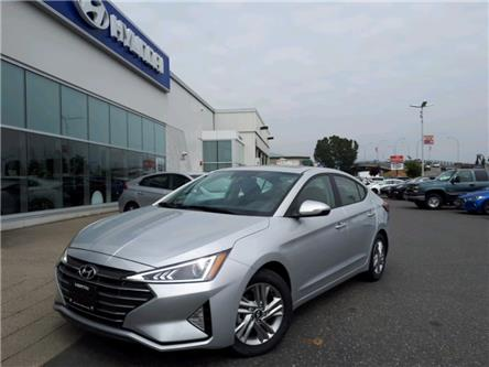 2020 Hyundai Elantra Preferred w/Sun & Safety Package (Stk: HA2-6334) in Chilliwack - Image 1 of 12