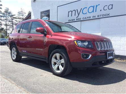 2017 Jeep Compass Sport/North (Stk: 190732) in Richmond - Image 1 of 20