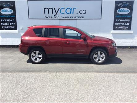 2017 Jeep Compass Sport/North (Stk: 190732) in Richmond - Image 2 of 20
