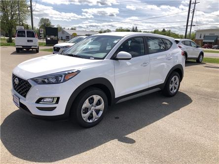 2019 Hyundai Tucson Essential w/Safety Package (Stk: 9747) in Smiths Falls - Image 1 of 14