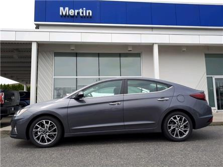 2020 Hyundai Elantra Luxury (Stk: HA2-8271) in Chilliwack - Image 2 of 12