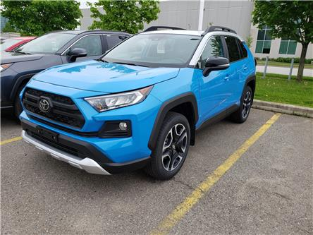2019 Toyota RAV4 Trail (Stk: 9-1020) in Etobicoke - Image 2 of 18