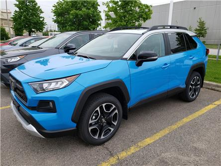 2019 Toyota RAV4 Trail (Stk: 9-1020) in Etobicoke - Image 1 of 18