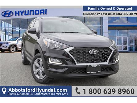 2019 Hyundai Tucson Essential w/Safety Package (Stk: KT001056) in Abbotsford - Image 1 of 30