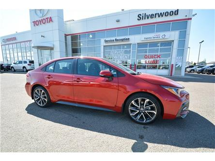2020 Toyota Corolla XSE (Stk: COL010) in Lloydminster - Image 1 of 15
