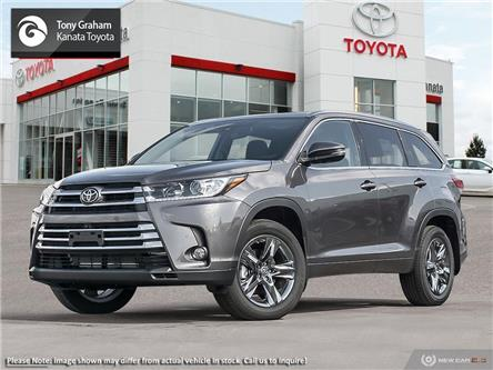 2019 Toyota Highlander Limited (Stk: 89549) in Ottawa - Image 1 of 24