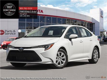 2020 Toyota Corolla LE (Stk: 68735) in Vaughan - Image 1 of 24