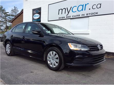 2015 Volkswagen Jetta 2.0L Trendline+ (Stk: 190661) in North Bay - Image 1 of 19