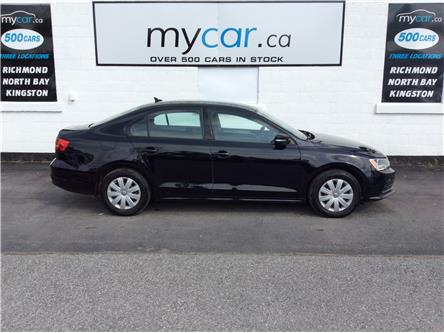 2015 Volkswagen Jetta 2.0L Trendline+ (Stk: 190661) in North Bay - Image 2 of 19