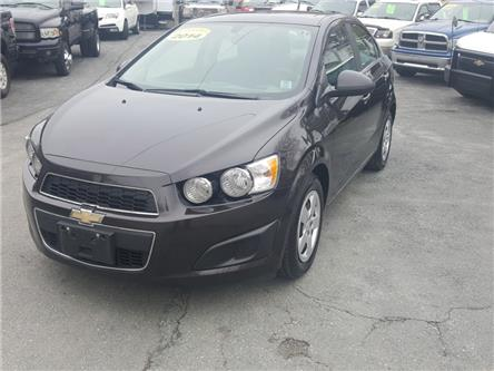 2014 Chevrolet Sonic LT Auto (Stk: ) in Dartmouth - Image 1 of 12