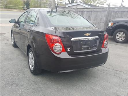 2014 Chevrolet Sonic LT Auto (Stk: ) in Dartmouth - Image 2 of 12