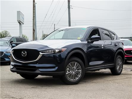 2019 Mazda CX-5 GT (Stk: M6613) in Waterloo - Image 1 of 16
