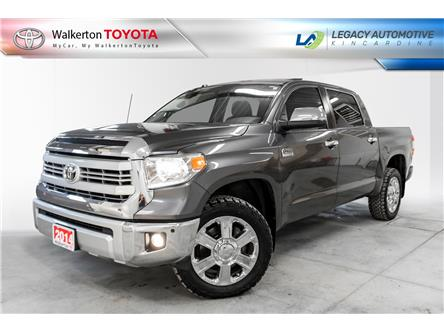 2014 Toyota Tundra Platinum 5.7L V8 (Stk: 19136A) in Walkerton - Image 1 of 24