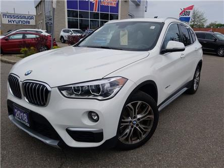 2018 BMW X1 xDrive28i (Stk: OP10233) in Mississauga - Image 1 of 15