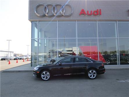 2019 Audi A4 45 Progressiv (Stk: 190324) in Regina - Image 2 of 22